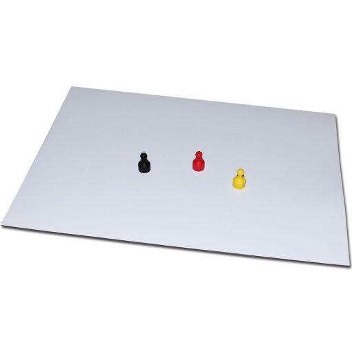 Ferrofólia 0,5 mm vastag, A4 lap, fehér