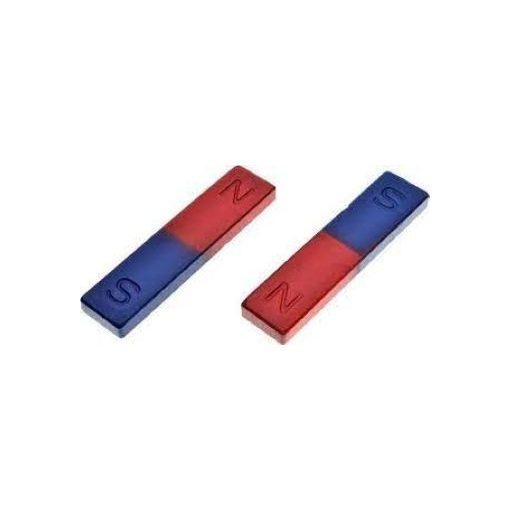 Iskolai mágnes 98x20x7 mm, ferrit, 2 db