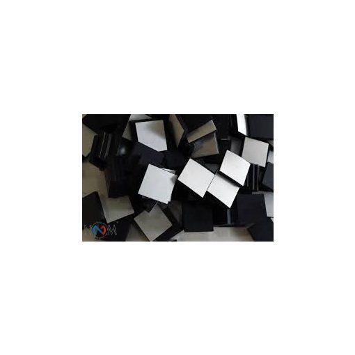 Mágnesfólia címke öntapadós 30x30 mm 1000db