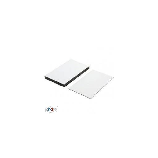 Mágnesfólia címke öntapadós 50x30 mm 100 db